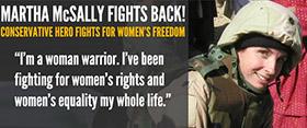 Martha McSally's 2012 Campaign Website