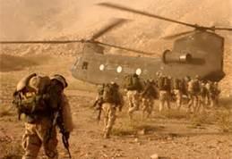 Afgan troops