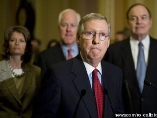 Mitch McConnell's 'Skinny' Coronavirus Relief Bill is Legislative Malpractice