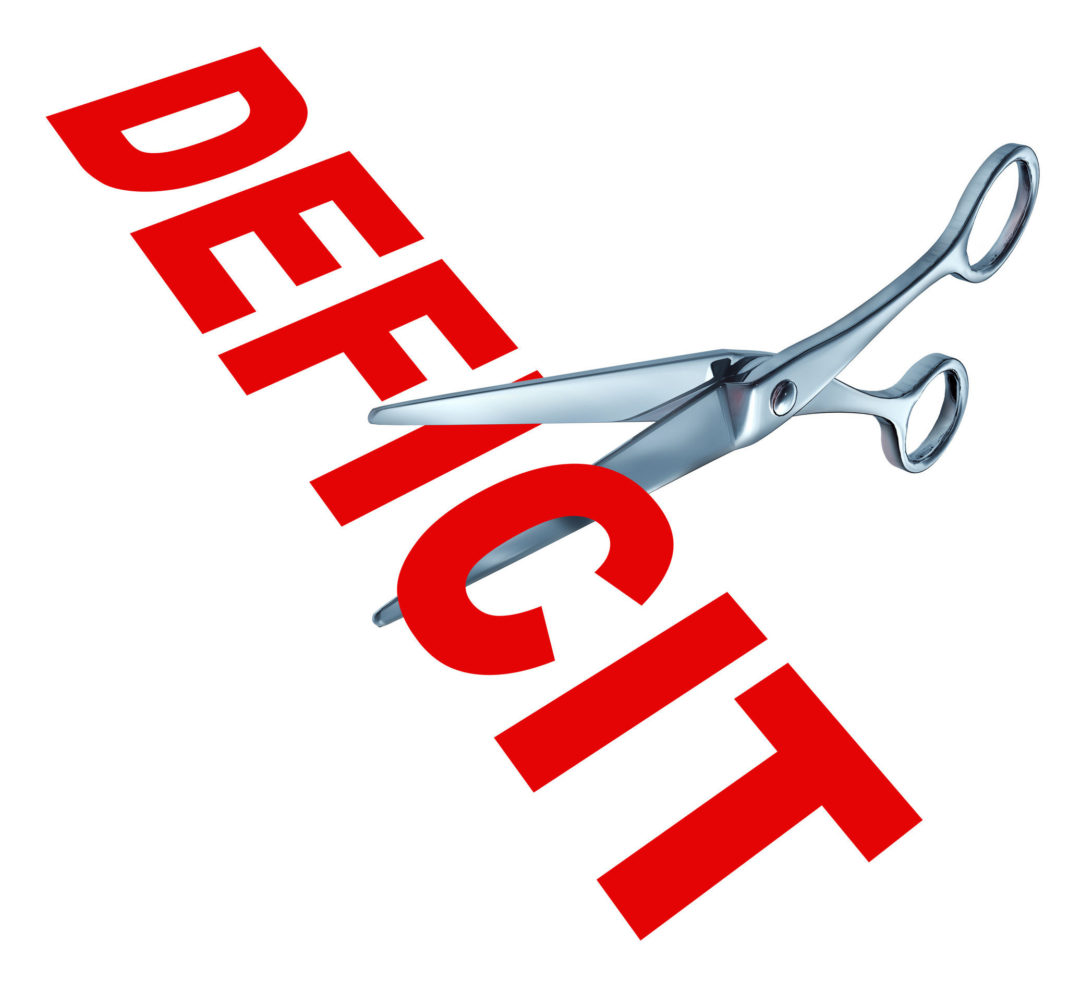 deficit cutting