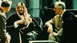 FDR and Ibn Saud