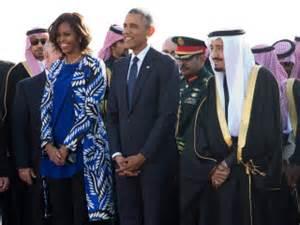 Pres O and King Salman