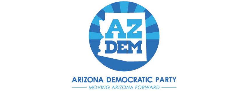 AZ dem party logo