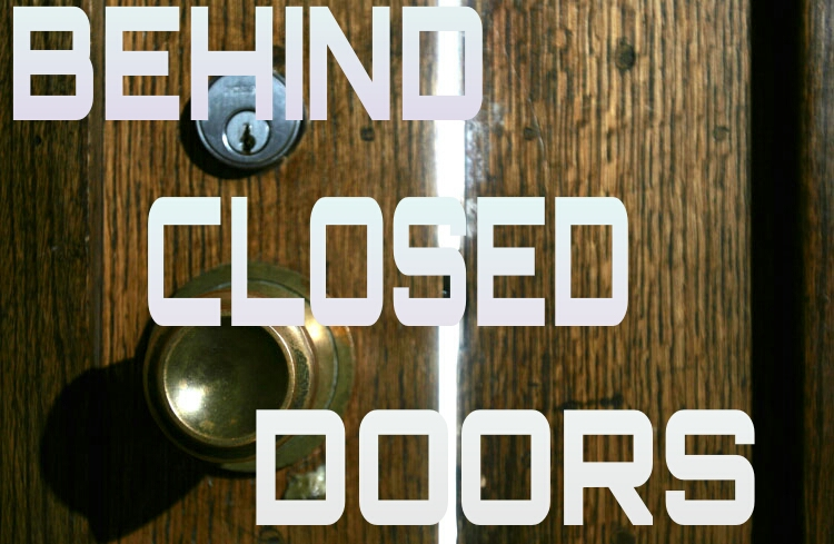 Behind Closed Doors : Arizona budget no one knows what goes on behind closed
