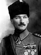 M K Ataturk