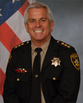 new Pima County Sheriff Chris Nanos