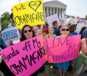 SCOTUS Skeptical of 'Obamacare' Challenge – It Will Survive