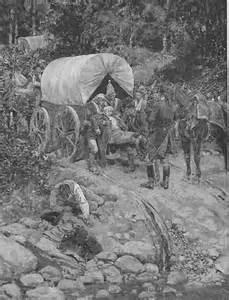 Death of Gen. Braddock