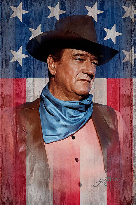 What would john wayne american do blog for arizona for Americas best paint