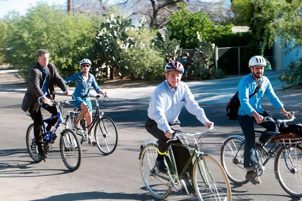 Mayorsbikeride