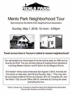 Menlo Park home tour