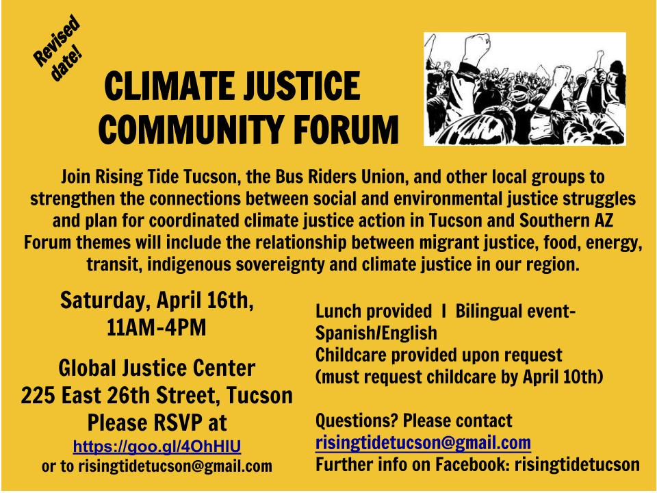 climatejusticeforum