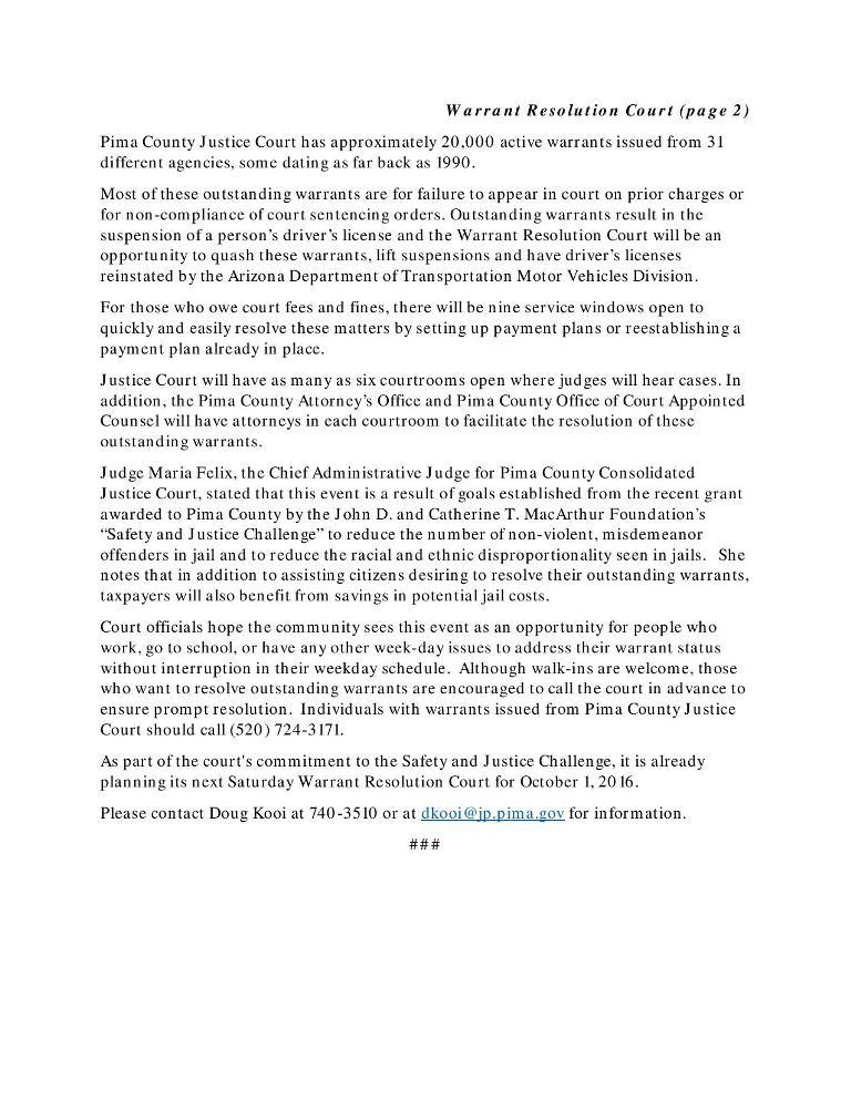 Pima County, AZ Free Public Records | Criminal | Arrests ...