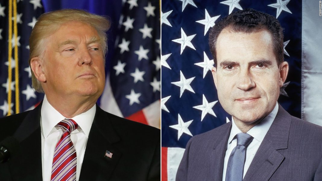 Time To Reverse The Nixon Pardon Precedent: Donald Trump Must Be Held Accountable At Law