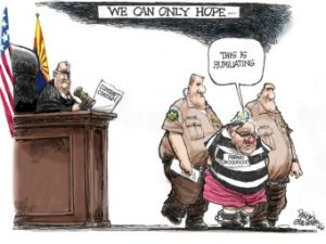 Arpaio Cartoon