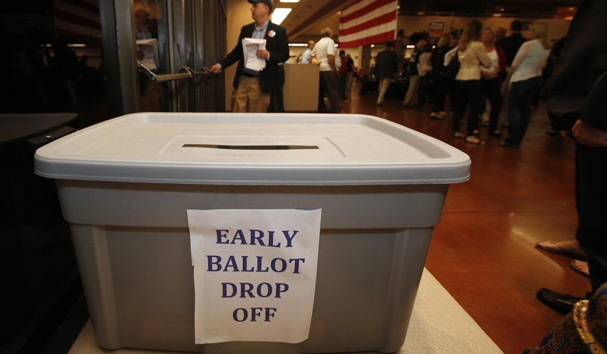 Two Arizona Election Law Decisions Re: Early Mail-in Ballots