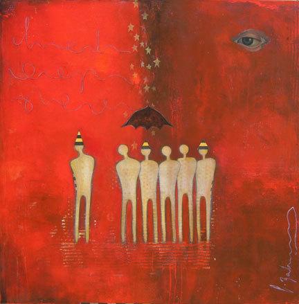 """Men are from Mars"" by Christine Zabramny"