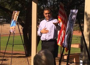 District 2 Pima County Supervisor Ramon Valadez, courtesy of Pima County