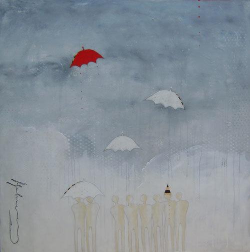 """Fiesta Al Fresco"" by Christine Zabramny"