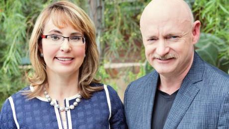Gabby Giffords and Mark Kelly, courtesy of Pima County Democratic Party