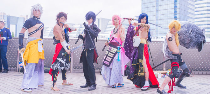 New Otaku Festival Of Modern Japan Coming To Yume Japanese Gardens