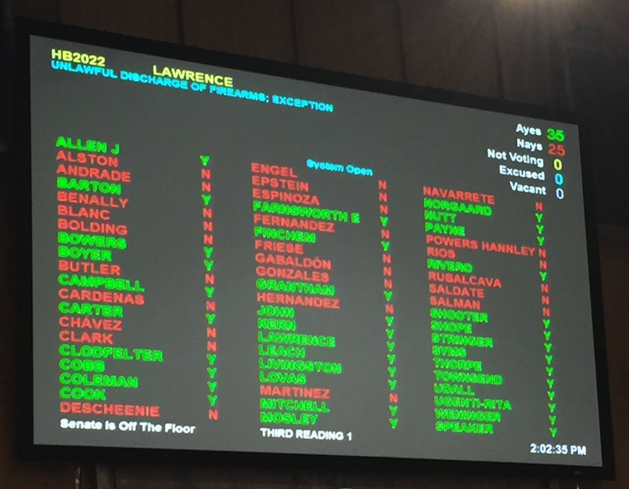 Arizona Legislature