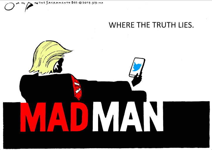 Trump Cartoon 006