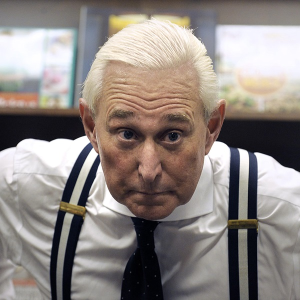 Fascism Alert: Roger Stone Advises Donald Trump To Do a Coup d'État