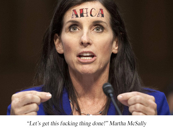 McSally and AHCA vote