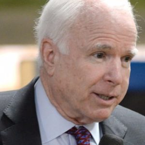 John Mcain was born back when Hitler opened the summer Olympics.