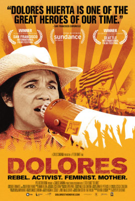 """Dolores"" film & discussion @ Salt of the Earth Labor College 