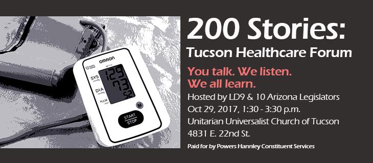 200 Stories: Tucson Healthcare Forum