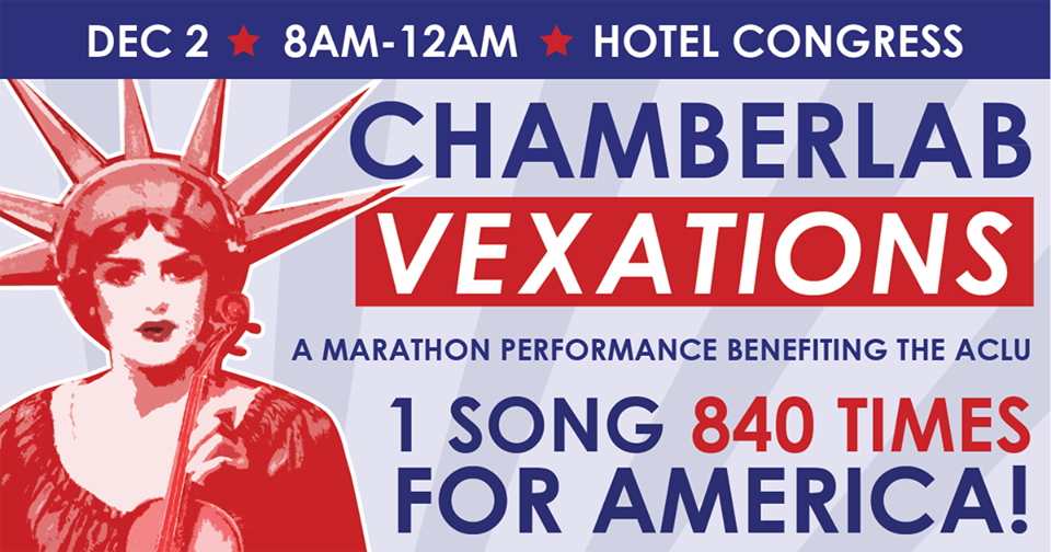 Chamberlab Vexations benefiting ACLU of Arizona @ Maynards Market & Kitchen | Tucson | Arizona | United States