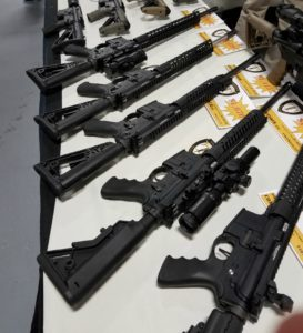 """AR-15s are cheap guns. """"AR"""" stands for """"ArmaLite rifle,"""" after the company that developed it in the 1950s. """"AR"""" does NOT stand for """"assault rifle."""""""