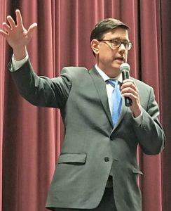 State Senator Steve Farley