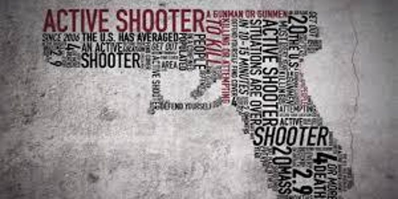 Active Shooter, Violent Encounter Personal Preparedness Course @ West Side Service Center | Tucson | Arizona | United States