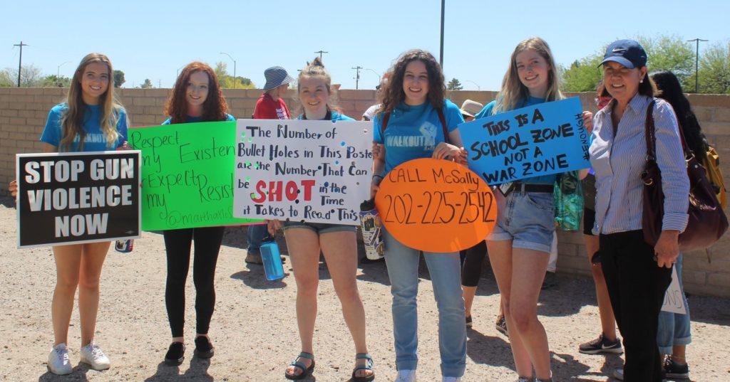 Kirkpatrick student gun safety