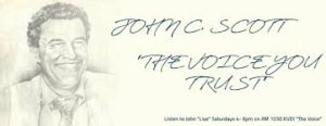 The John C. Scott Political Forum - 1030 KVOI AM