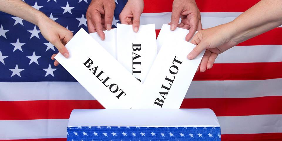 Return Your Mail-In Ballot This Week