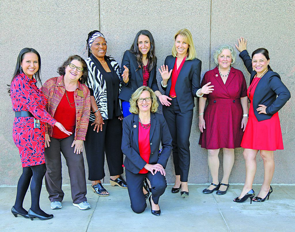 Arizona House Democratic women, 2018