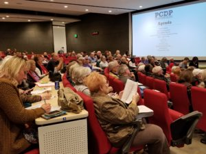 More than 300 precinct committeemen turned out for the Pima County Democratic Party reorganization.