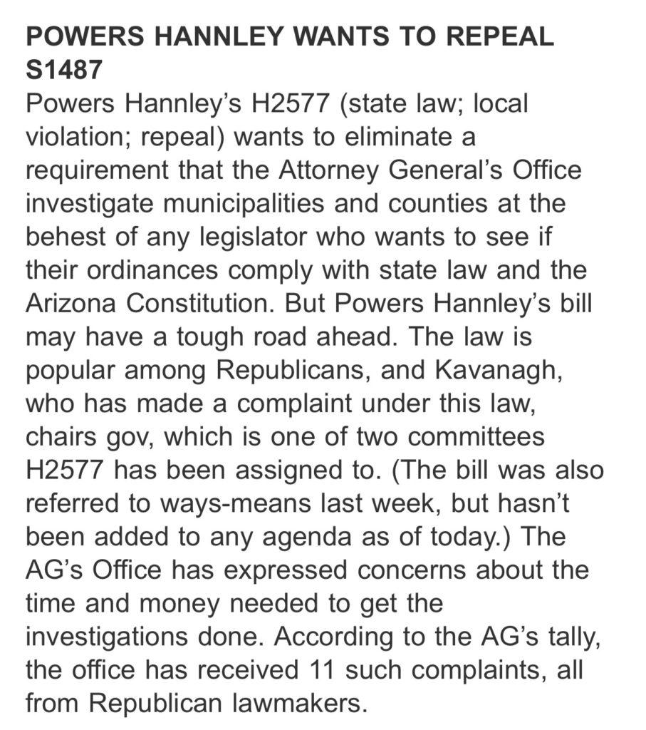 SB1487 repeal