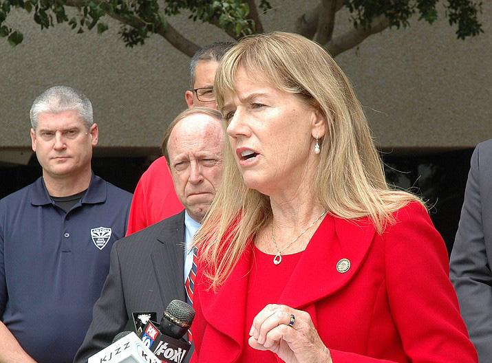 """Reefer Madness"" prosecutor Sheila Polk of Yavapai County."