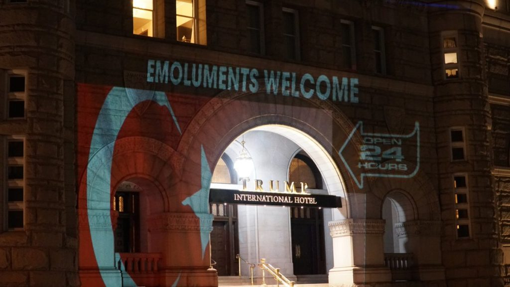 SCOTUS Punts On Deciding Emoluments Clause Cases