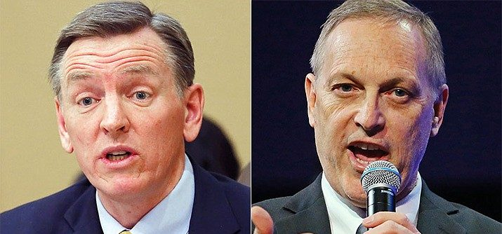 Ethics Complaint Filed Against Seditionists Andy Biggs And Paul Gosar