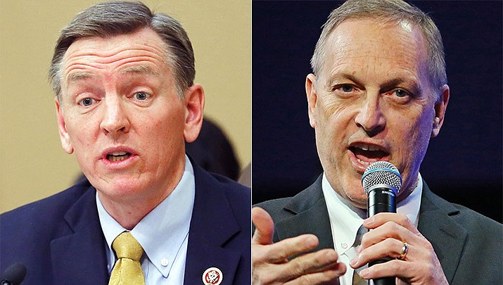 Censure And Expulsion: Reps. Biggs And Gosar Implicated In Plotting Insurrection