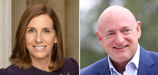 Martha McSally Hiding In Her Bunker, Fails To Concede To Mark Kelly