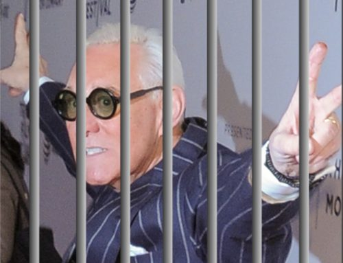Get Me Roger Stone – For Seditious Conspiracy Against The U.S.