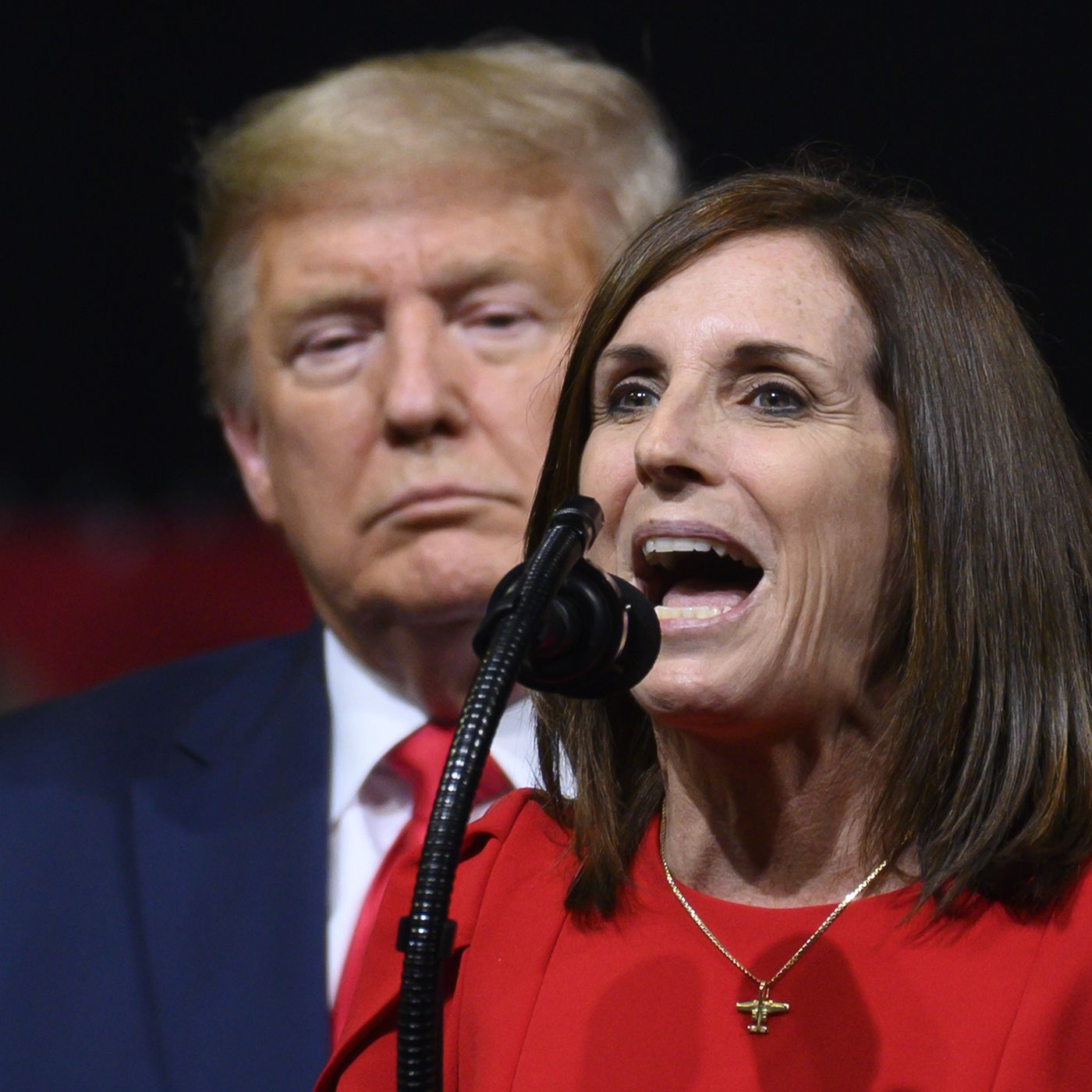 "American Bridge and Priorities USA go after Trump and McSally about ""Playing Down"" the Coronavirus"