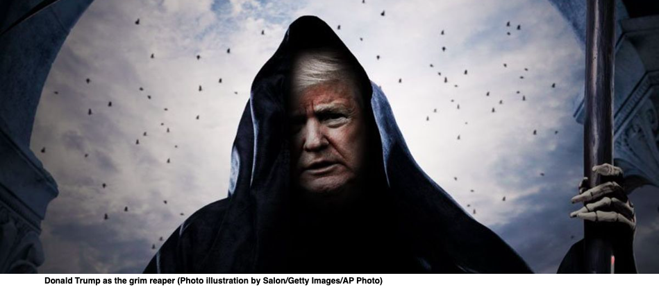 Trump Death Cult Super-Spreader Rallies Are A Public Health Menace